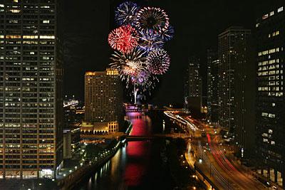 Firework Cruises